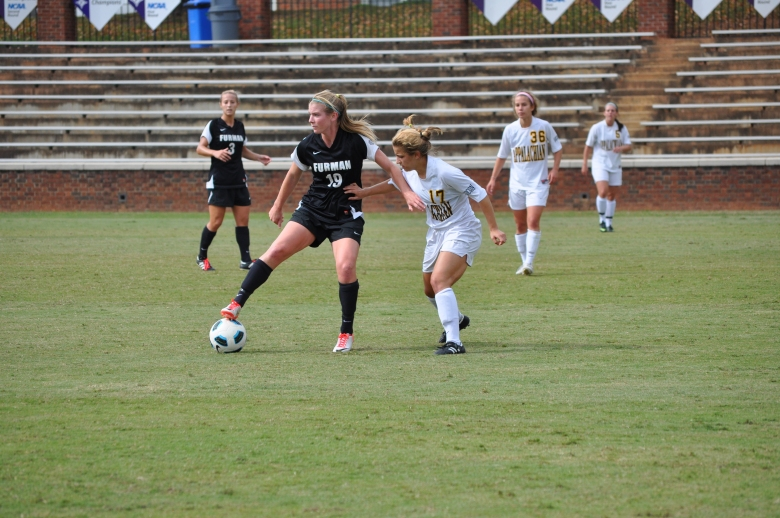Furman's Women's Soccer