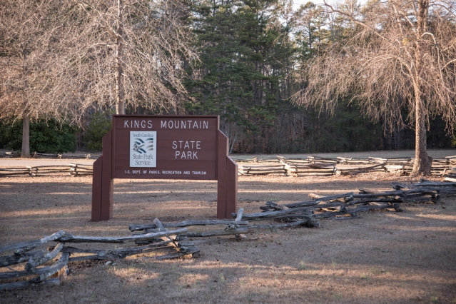 King's Mountain  State Park is a revolutionary war historical site that is approximately a 1.5 hour drive from Furman.  Photo courtesy of Mark Clifton