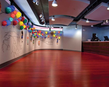 The Children's Museum is a great place to reminisce on your childhood and learn with some fun interactive exhibits.