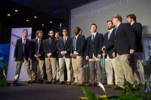 The Furman Belltower Boys are one of several 2014-15 FUEL funding recipients.