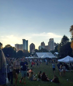 Music Midtown delighted a variety of age groups through a diverse selection of music and entertainment.