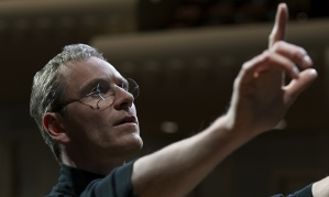 Michael Fassbender stars as Steve Jobs in the new movie about the famous former CEO of Apple. Photo courtesy of The Guardian