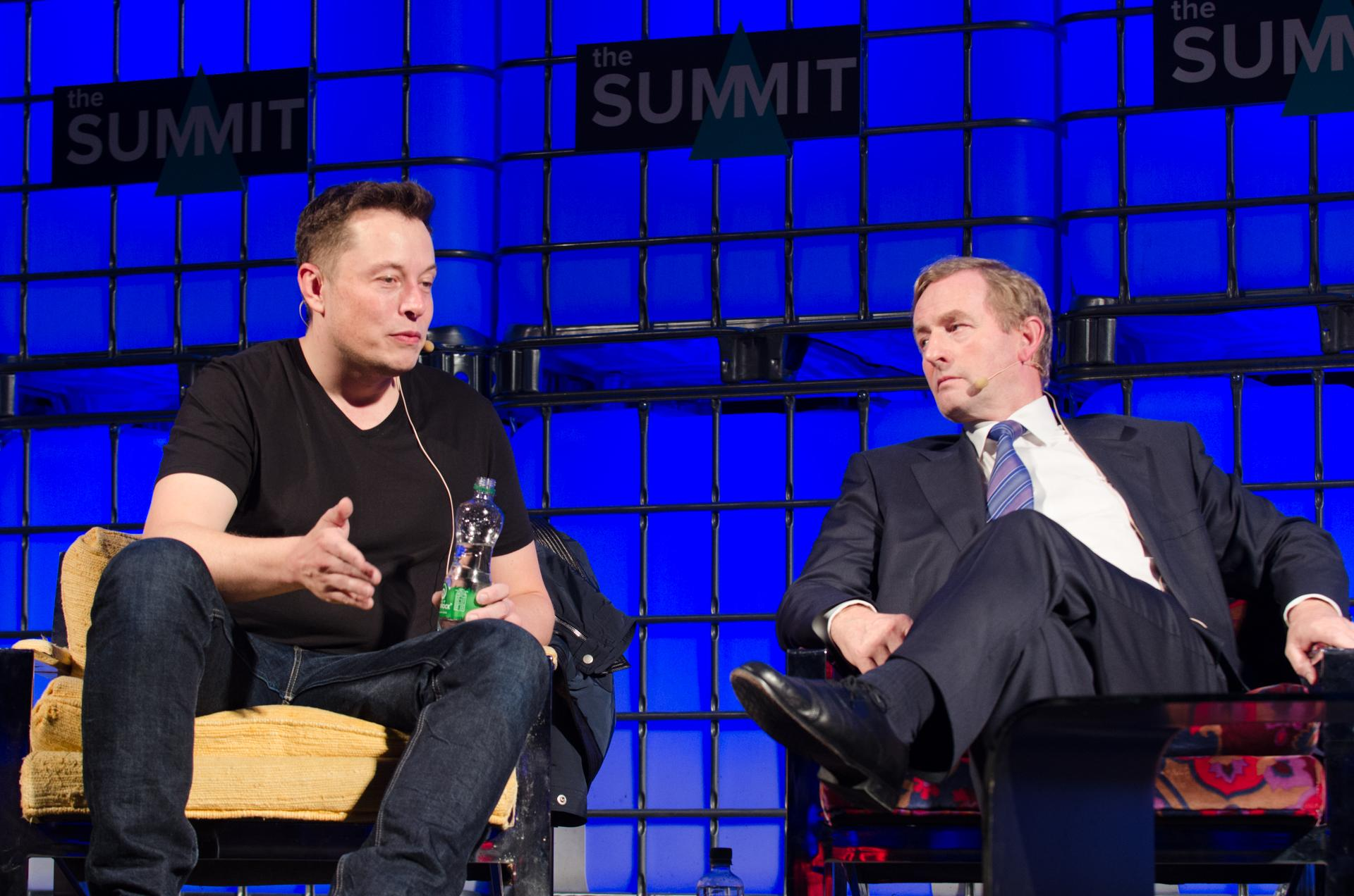Elon Musk Advocates For Becoming A Cyborg